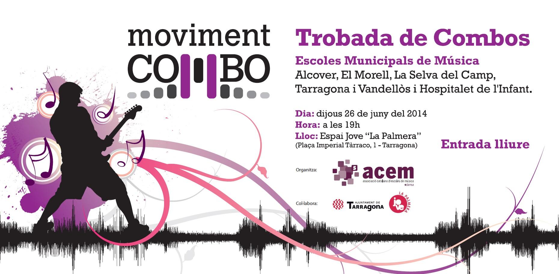 Flyer Moviment Combo Tarragona